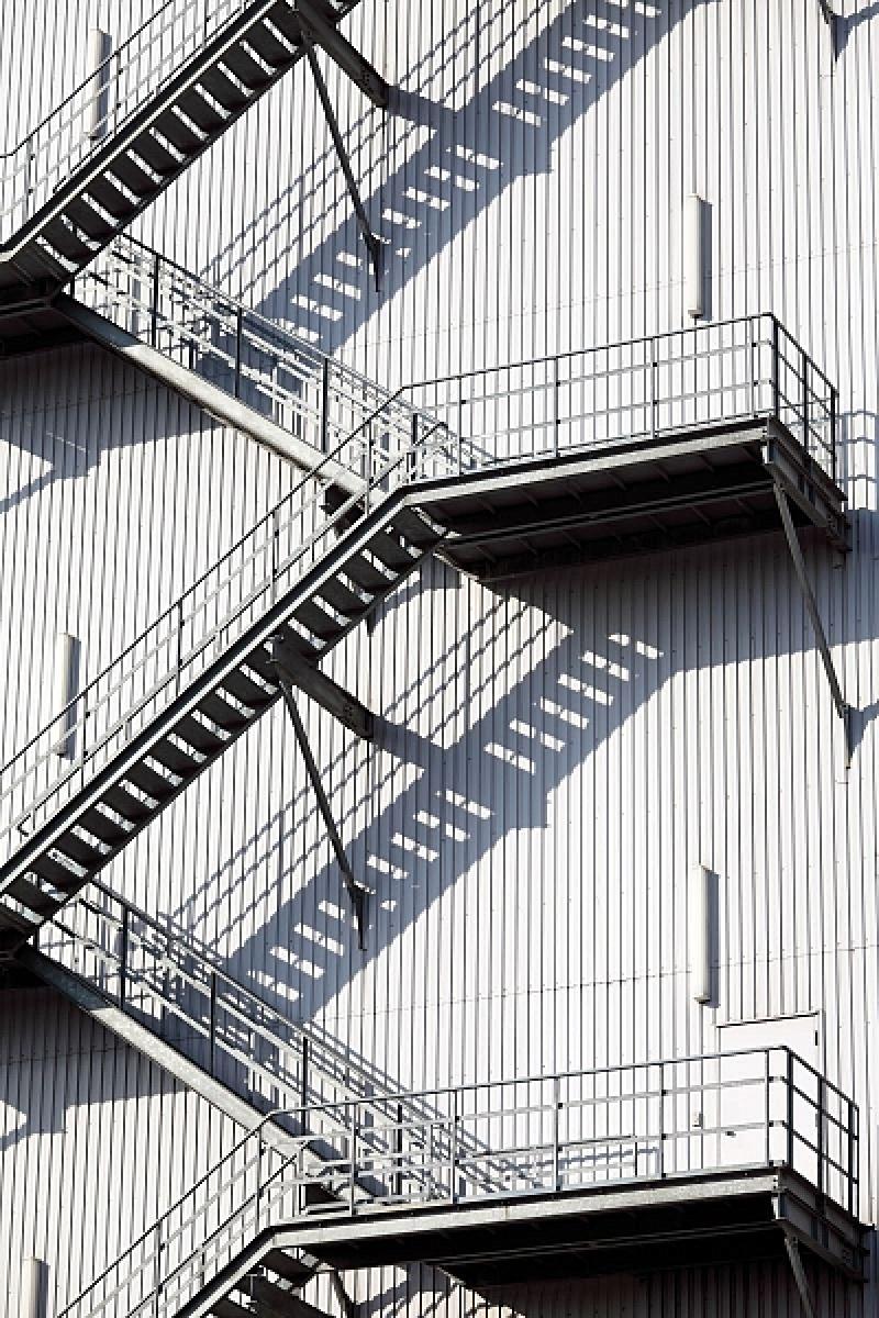 Escalier De Secours La Réglementation Plus Que Pro