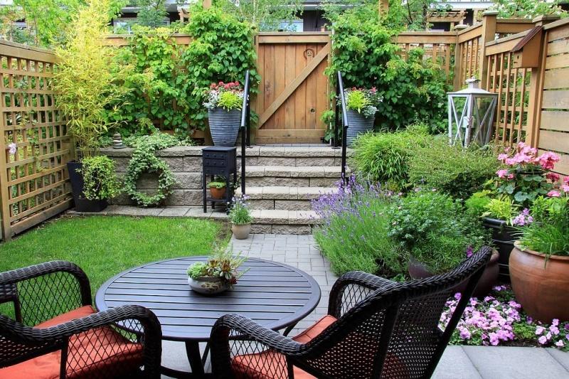 Comment Amenager Un Jardin En Ville Plus Que Pro