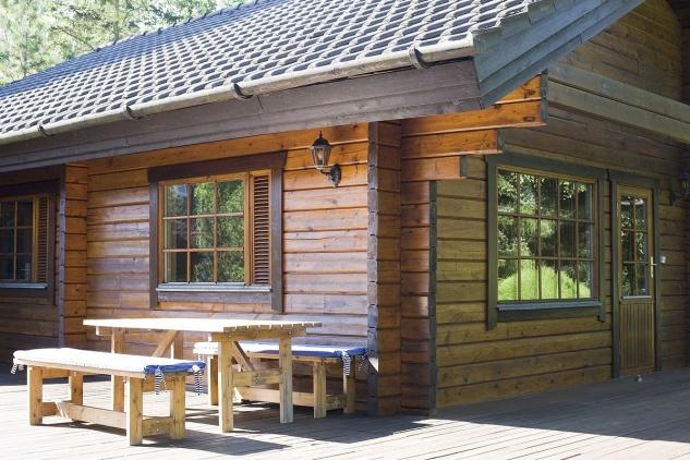 Maisons en bois for Construire sa maison en bois